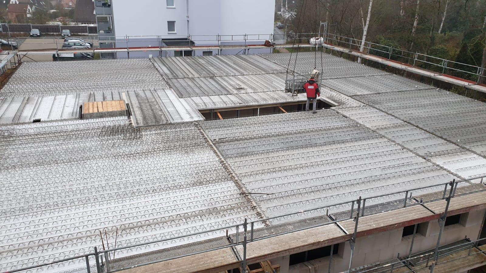 Baustelle Freie Schule Mölln