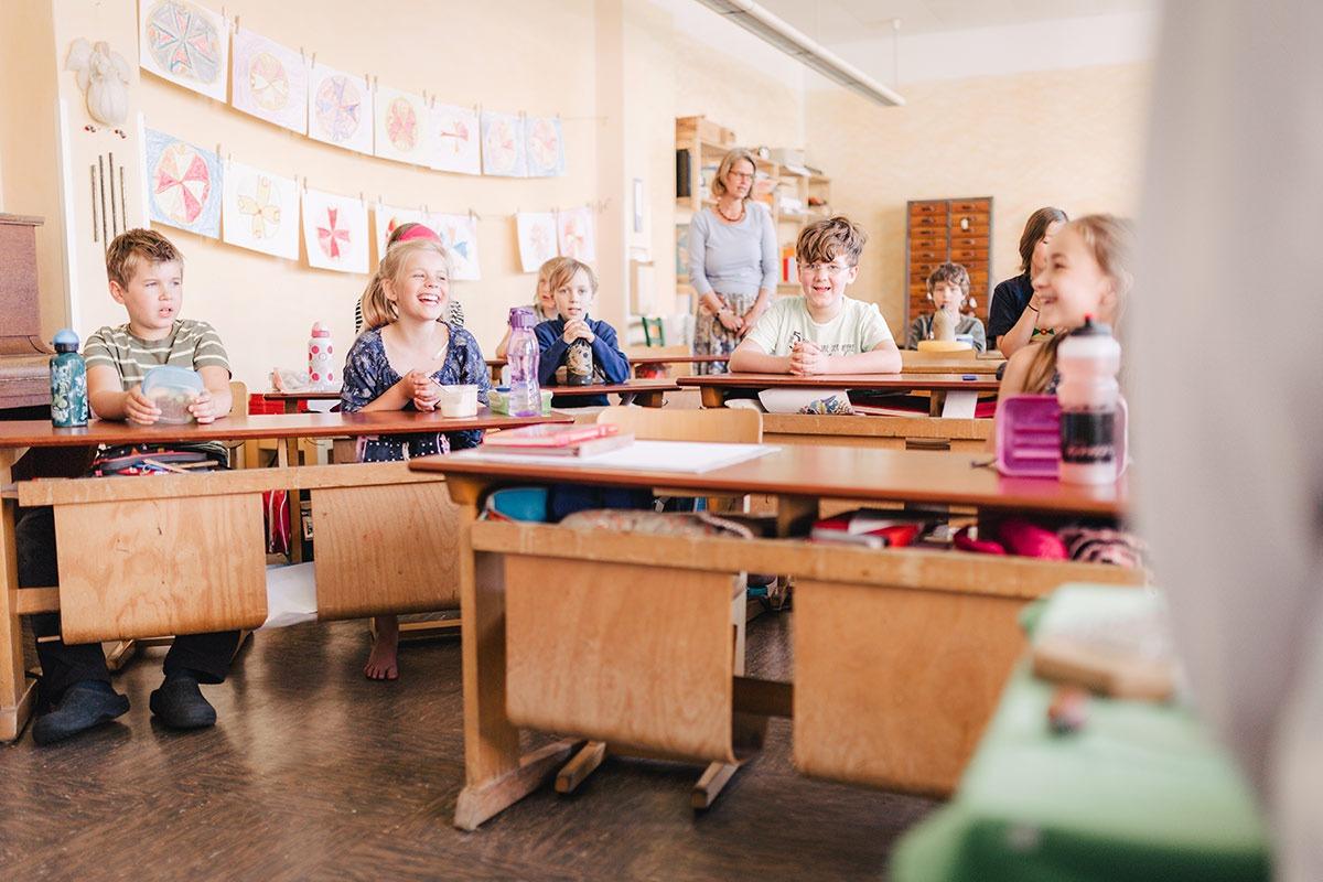 Lehrer gesucht für Grundschulbereich und Oberstufe